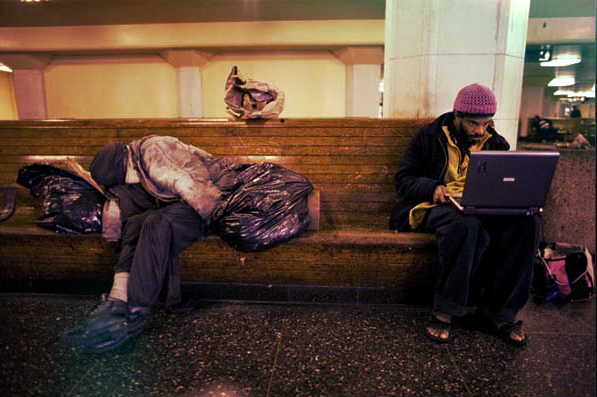 homeless-internet-new york-tuttacronaca
