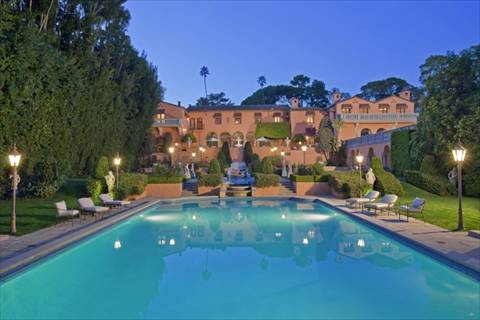 Hearst Mansion, Beverly Hills