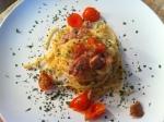 spaghetti con il tonno-ricetta