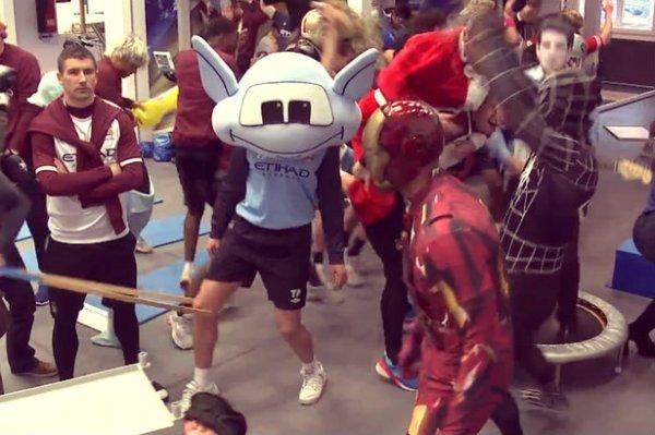 Manchester City Harlem Shake-tuttacronaca