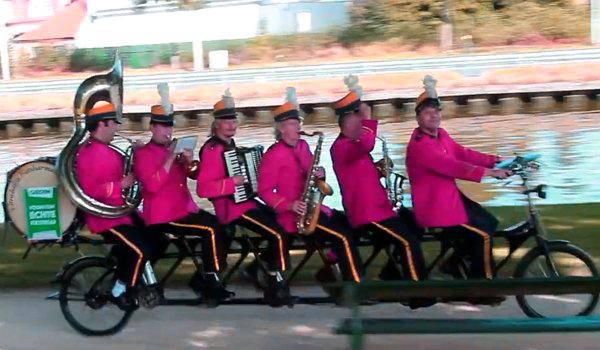 marcing band - bruges-tuttacronaca