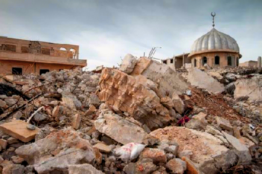 moschea- esplosione-damasco
