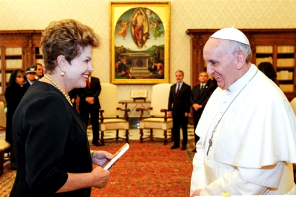 papa-presidente-brasile