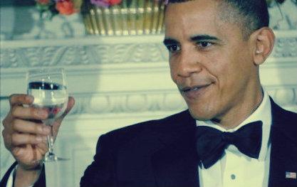obama -  Gridiron Club-tuttacronaca