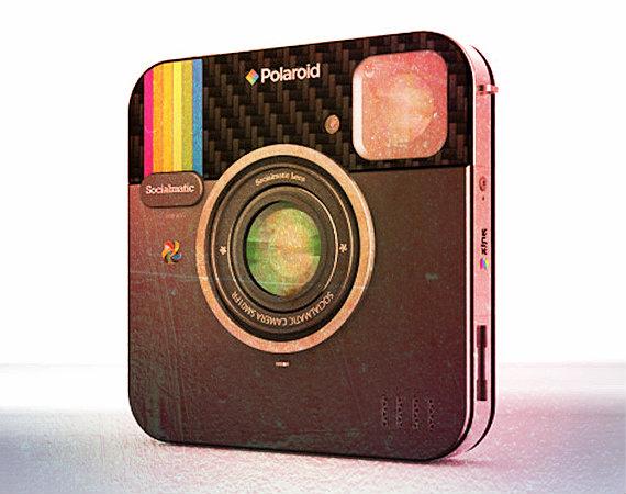 Polaroid-Instagram-Socialmatic-Camera-tuttacronaca