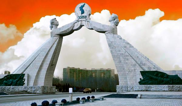 pyongyang-monumento-guerra-corea del sud-corea del nord-usa-tuttacronaca