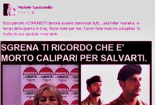santoriello post-tuttacronaca-nazismo-assessore