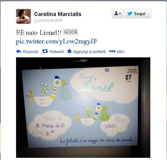 lionel-facebook-twitter-cassano-figlio-tuttacronaca