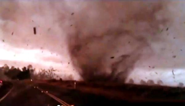 tornado, tuttacronaca, Daniel Clarke