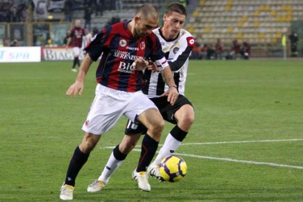 061209-sport-calcio-Bologna-Udinese-DI VAIO-foto Nucci/Benvenuti
