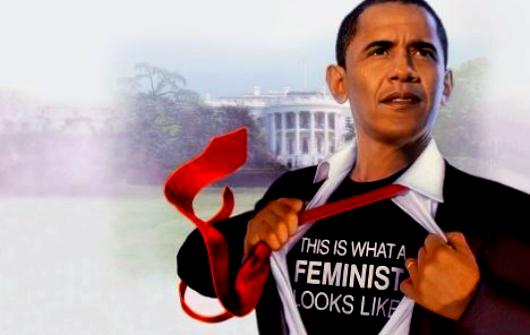 Barack-Obama-Feminist-femministe-tuttacronaca