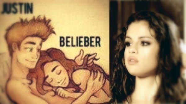 Justin a letto con una fan... e Selena?