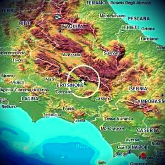 ciociaria -sisma-sciame-tuttacronaca