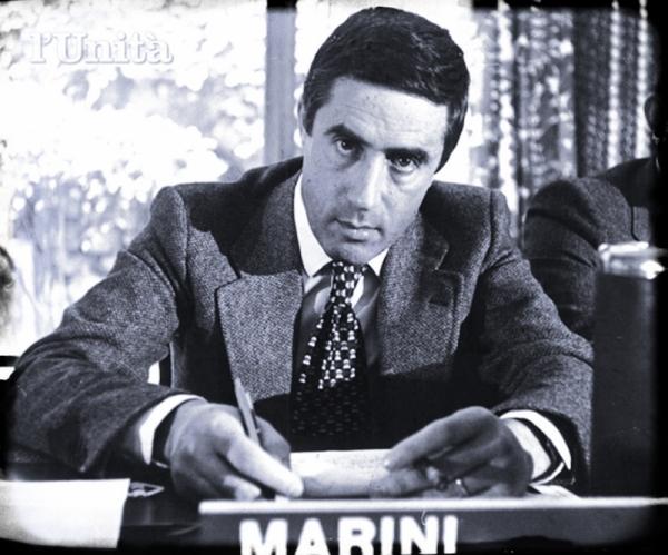 franco marini-presidente -elezioni