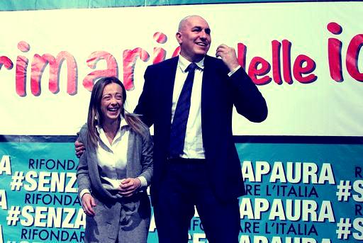 fratelli d'italia-la russa-meloni-consultazioni-tuttacronaca