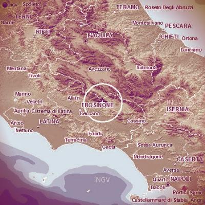 frosinone-terremoto-14 aprile 2013-frusinate
