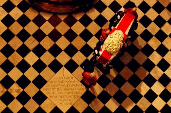 funerali margaret thatcher-tuttacronaca
