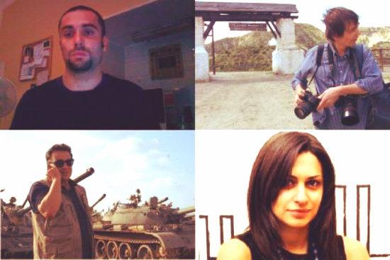 giornalisti, italiani, rapiti, siria,tuttacronaca