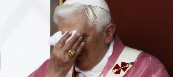malattia-ratzinger-jooseph-benedetto XVI-papa emerito-tuttacronaca