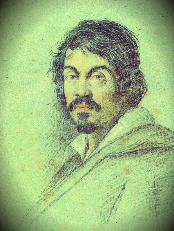 ottavio-leoni-a-portrait-of-michaelangelo-caravaggio-tuttacronaca