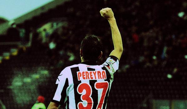 Pereyra-Cagliari-Udinese