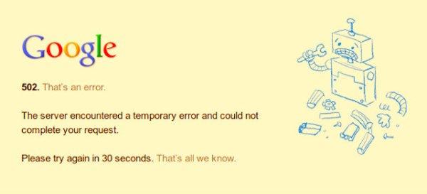 probelma-Google-gmail-tuttacronaca