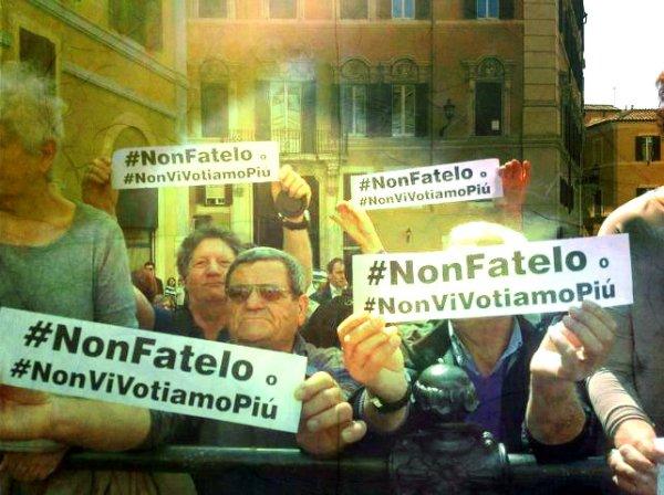 #TuttiaRoma-montecitorio-quirinale-tuttacronaca