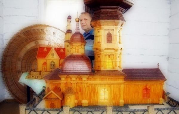 Wieslaw-Laszkeiwick-cattedrale-san-nicola-fiammiferi