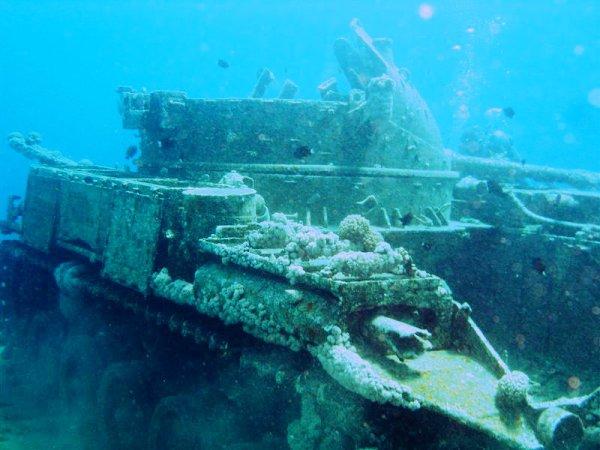 Aqaba subacquea