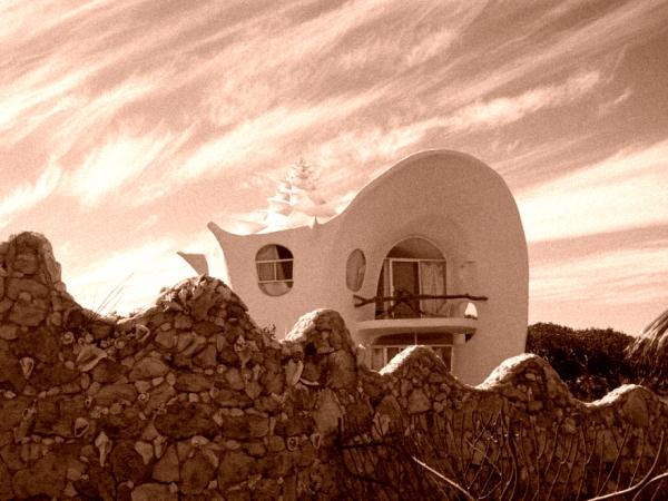 casa caracol-isla mujeres-messico-tuttacronaca