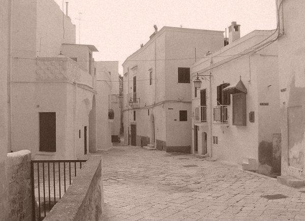 castellaneta-centro storico
