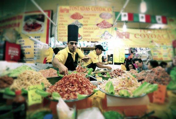 coyoacan-il mercato