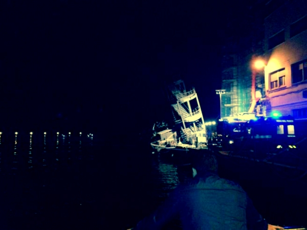 jolly nero-molo giano-genova-incidente-torre-controllo-tuttacronaca