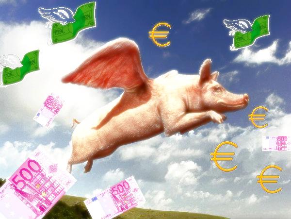 piovono soldi-tuttacronaca