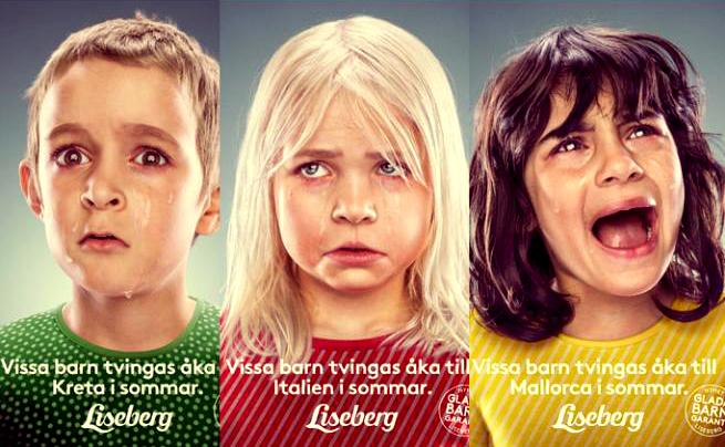 Le pubblicità razziste contro l'Italia su cui l'Europa tace