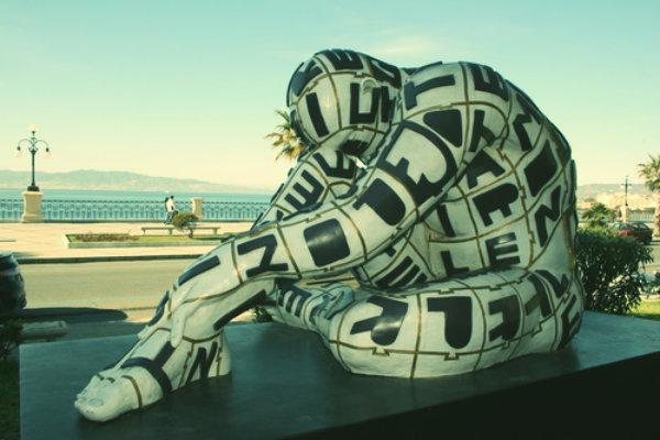 reggio calabria-statua-tuttacronaca