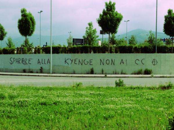 scritte-contro-kyenge-tuttacronaca