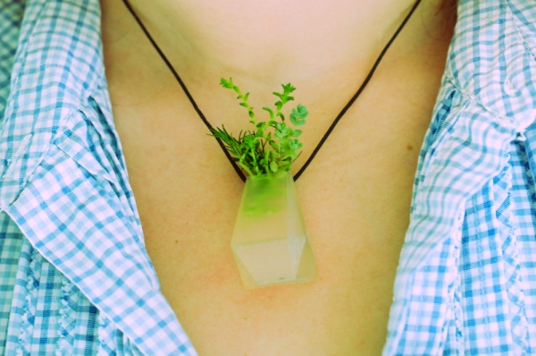 Wearable planter-tuttacronaca