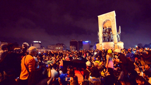 davide-martello-Piazza Taksim-turchia-tuttacronaca