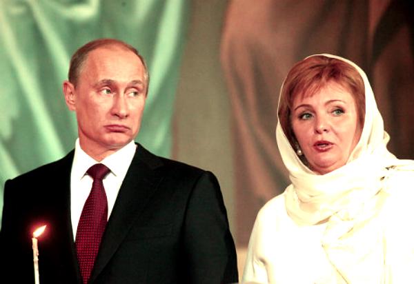 Liudmila Škrebneva-putin-tuttacronaca