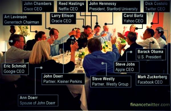 Obama-cena-con-i-CEO-rete-web-intercettazioni-tuttacronaca