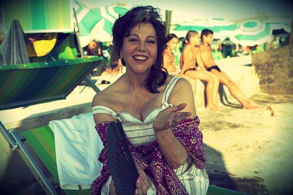 Gente di Viareggio... Stefania Sandrelli