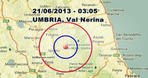 Trema l'Italia: terremoti in Umbria e Basilicata