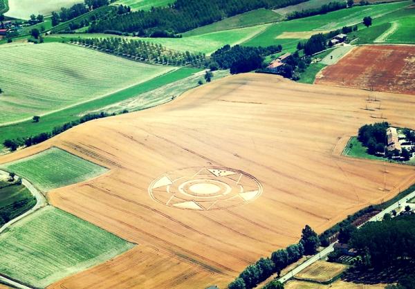 Crop Circles-Robella d'Asti-cerchi-nel-grano-tuttacronaca