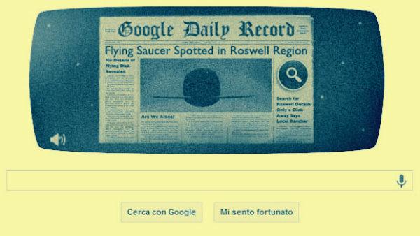 doodle-incidente-di-roswell-tuttacronaca