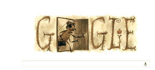 Franz-Kafka-doodle-google-tuttacronaca