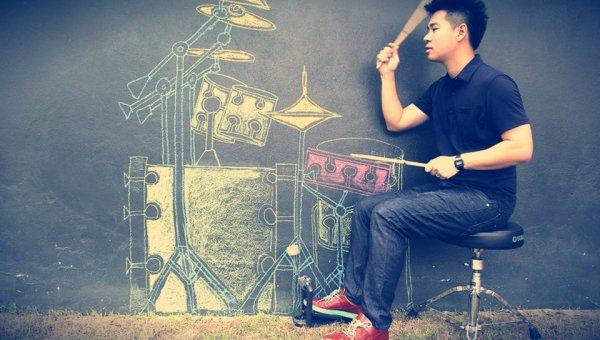 Weerachat Premananda Jr-batteria disegnata-tuttacronaca