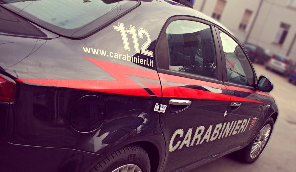 carabinieri-auto-san basilio-roma-gemellini-scomparsi-tuttacronaca