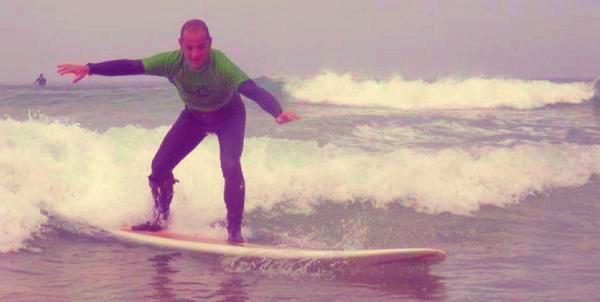 claudy robin-tuttacronaca-surfista-cieco