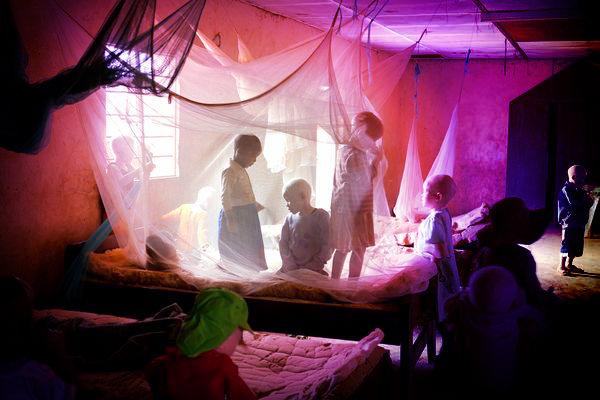 Dormitorio al Kabanga Protectorate Center